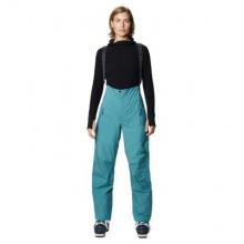 Women's High Exposure Gore-Tex C-Knit Bib by Mountain Hardwear