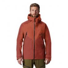 Men's Boundary Ridge Gore-Tex 3L Jacket by Mountain Hardwear in Boulder CO