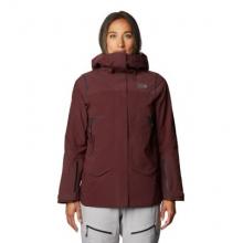 Women's Boundary Line Gore-Tex Insulated Jacket by Mountain Hardwear