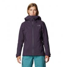 Women's High Exposure Gore-Tex C-Knit Jacket by Mountain Hardwear