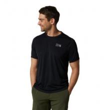 Men's Wicked Tech Recycled Short Sleeve T by Mountain Hardwear