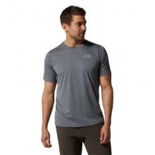 Men's Wicked Tech Recycled Short Sleeve T by Mountain Hardwear in Golden CO
