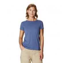 Women's Wicked Tech Short Sleeve T by Mountain Hardwear