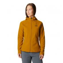 Women's Keele Grid Hoody by Mountain Hardwear