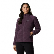 Women's StretchDown Jacket by Mountain Hardwear in Squamish BC