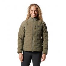 Women's StretchDown Jacket by Mountain Hardwear in Boulder CO