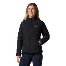 Women's StretchDown Jacket by Mountain Hardwear in Golden CO