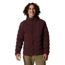 Men's Stretchdown Hoody by Mountain Hardwear in Boulder CO