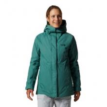 Women's FireFall/2 Insulated Jacket by Mountain Hardwear in Golden CO