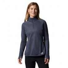 Women's AirMesh 1/4 Zip by Mountain Hardwear in Golden CO