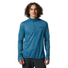 Men's AirMesh 1/4 Zip by Mountain Hardwear in Boulder CO