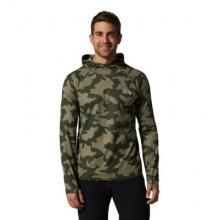 Men's Mountain Stretch Hoody by Mountain Hardwear in Boulder CO