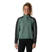 Women's Camplife Snap Neck Pullover by Mountain Hardwear in Golden CO