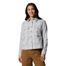 Women's Moiry Shirt Jacket by Mountain Hardwear in Golden CO