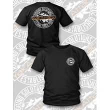 Rigging Solutions Short Sleeve Tee, Black by YakAttack in Heber Springs Ar