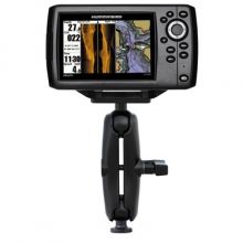 "Screwball Combo, Humminbird Helix 5, Includes composite connector and 1.5"" Screwball by YakAttack"