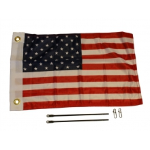 12 X 18 American Flag Kit by YakAttack