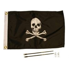 12 X 18 Jolly Roger Flag Kit by YakAttack in Clearwater Fl