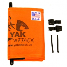 6 X 18 Orange ProGlo Flag Kit by YakAttack