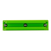 "GearTrac, SpectraLite Lime, 4"", incl SS Hardware"