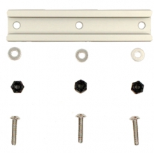 "GTTL90 GearTrac, 4"", Includes SS Mounting screws by YakAttack"
