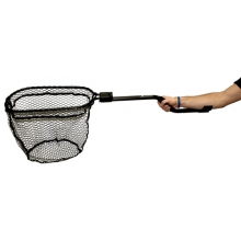 "Leverage Landing Net, 12"" X 20"" hoop, 47"" long"