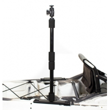 PanFish Camera Pole, Mighty Mount / GearTrac ready, 1/4-20 tripod thread by YakAttack in Heber Springs Ar