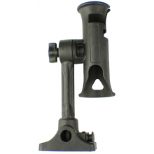 "Zooka Tube, post and spline, 6"" arm, includes Plunger Deck Mount, no Hardware by YakAttack"