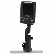 Lowrance Fish Finder Mount with Track by YakAttack