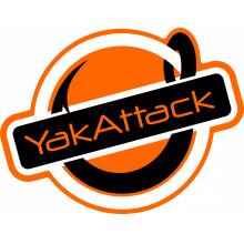 """5"""" Get Hooked Decal by YakAttack in Squamish BC"""