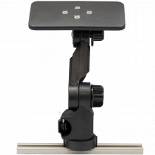 """Universal Mounting Plate W/LockNLoad Mounting System, 6"""" x 3.5"""" by YakAttack"""