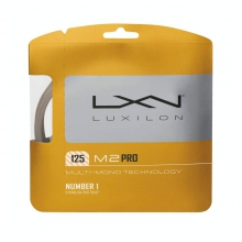 Luxilon M2 Pro 125 String Set by Luxilon in San Francisco Ca