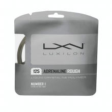 Luxilon Adrenaline 125 Rough String Set by Luxilon