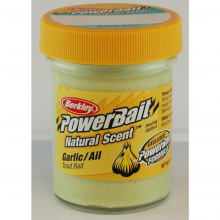 PowerBait Natural Scent Trout Bait | Garlic | Model #BTGMG2 by Berkley in Littleton CO