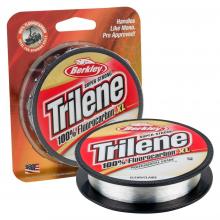 Trilene 100% Fluorocarbon XL | 8lb | 3.6kg | Model #TFXLFS8-15 by Berkley