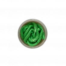 PowerBait Power Honey Worm | 1in | 2.5cm | Model #EBPHW2.5-SPGN PWR HONEY WRM 2.5CM SPRGRN