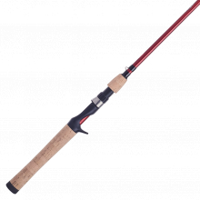 "Cherrywood HD Casting Rod   1   D   5'6""   Medium   8-17lb   Model #CWD2-561MC by Berkley"