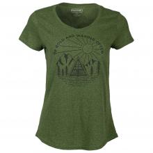 Women's Wander Often T-Shirt Classic Fit by Mountain Khakis in Marshfield WI