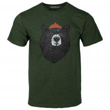 Men's YWS Bear Short Sleeve T-Shirt Classic Fit by Mountain Khakis