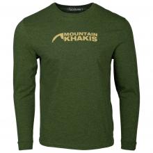 Men's Logo Long Sleeve T-Shirt Classic Fit