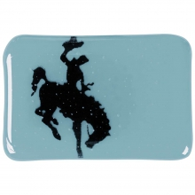 Glass Bronc Buckle by Mountain Khakis in Oro Valley Az