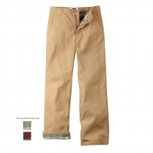 Flannel Original Mountain Pant Relaxed Fit by Mountain Khakis in Knoxville Tn