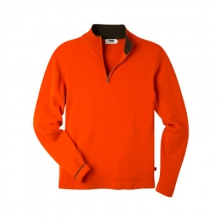 Men's Lodge Qtr Zip Sweater