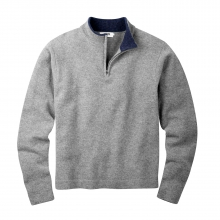 Men's Lodge Qtr Zip Sweater by Mountain Khakis in Iowa City IA