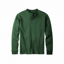 Men's Trapper Henley Shirt by Mountain Khakis