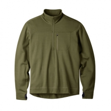 Men's Rendezvous Qtr Zip Shirt by Mountain Khakis