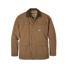 Men's Ranch Shearling Jacket by Mountain Khakis