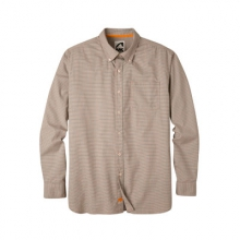 Men's Uptown Tattersall Shirt by Mountain Khakis in Oxford Ms