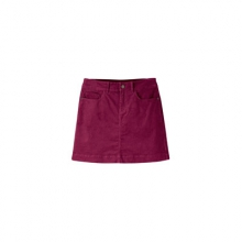 Women's Canyon Cord Skirt Slim Fit