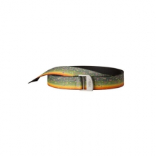 Trout Webbing Belt by Mountain Khakis in Nibley Ut